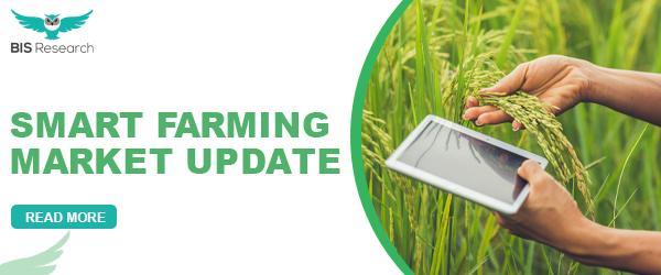 Smart farming market update